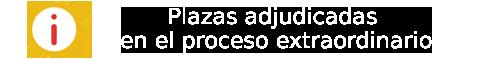 Plazas adjudicadas proceso extrordinario